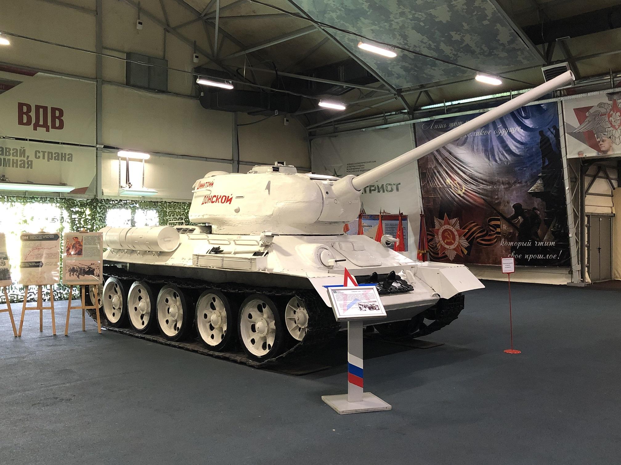 Sovjetisk T-34