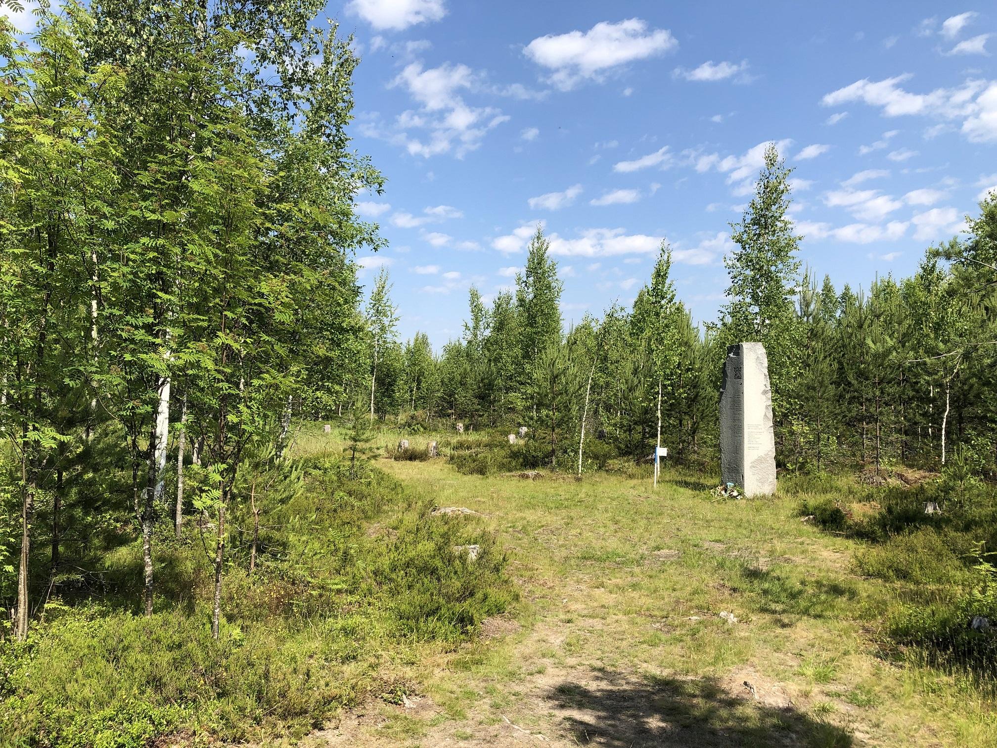 Finsk krigskyrkogård