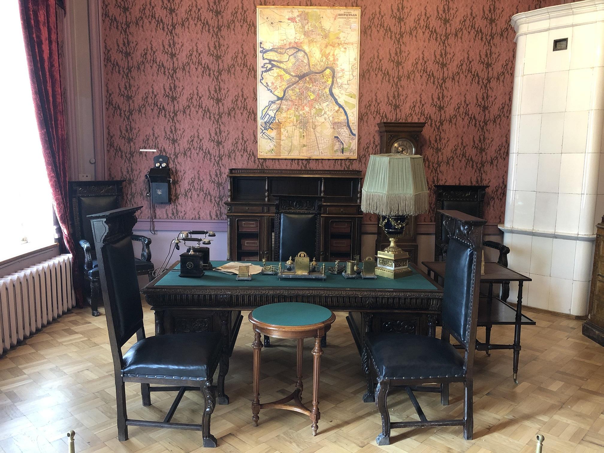 Dzerzhinskys arbetsrum