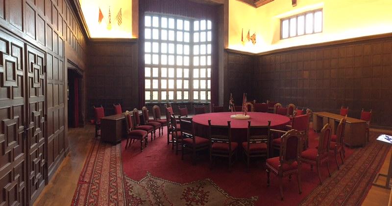 Konferensrummet (foto Mårten Moltheus)