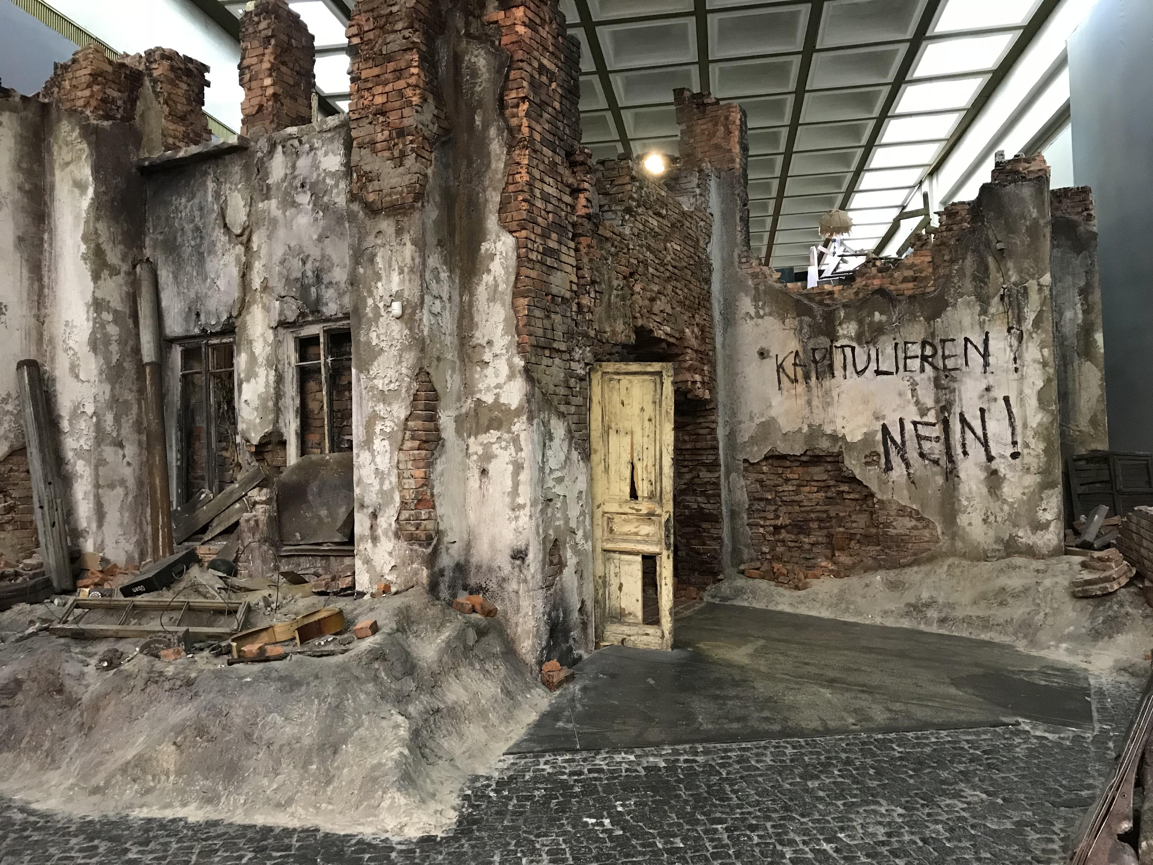 Utställning: Det stora fosterländska museet