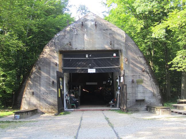 Tågtunneln