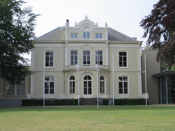 Hartenstein - Generalmajor Urquhart högkvarter i Oosterbeek strax utanför Arnhem