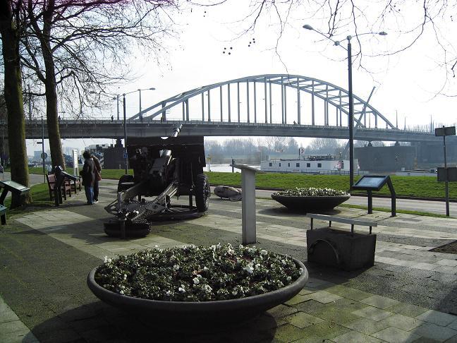 John Frost bron - Arnhem