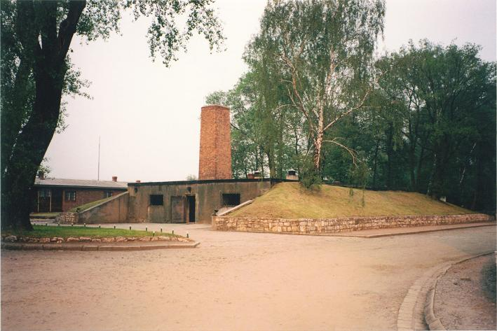 Gaskammaren och krematoriet Auschwitz I - Stammlager