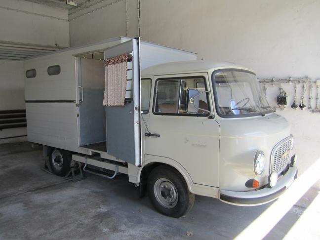 Fångtransportbil