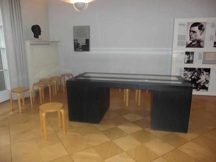 Stauffenbergs arbetsrum