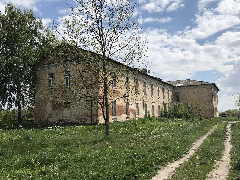 Lysa Gora läger (49°52'19.09 N 28°35'14.44 E)