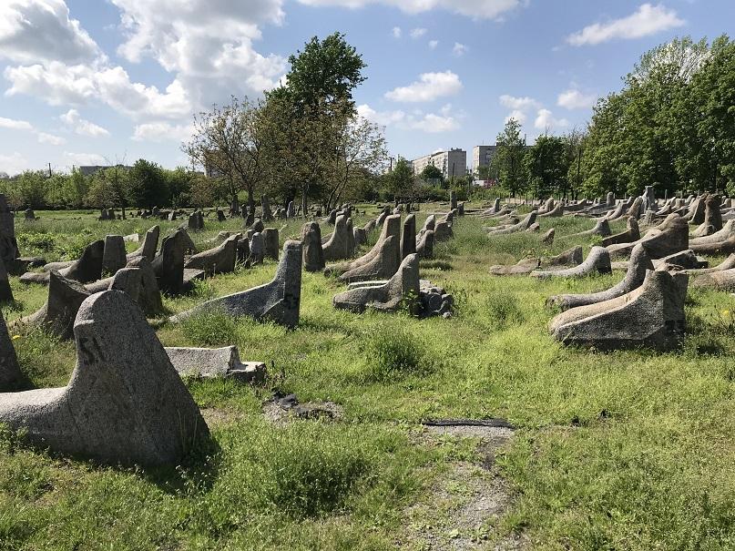 Den judiska kyrkogården