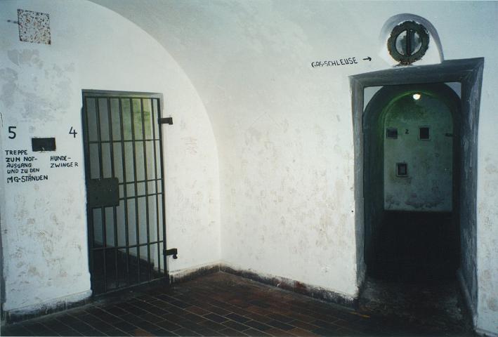 SS fängelse på Obersalzberg