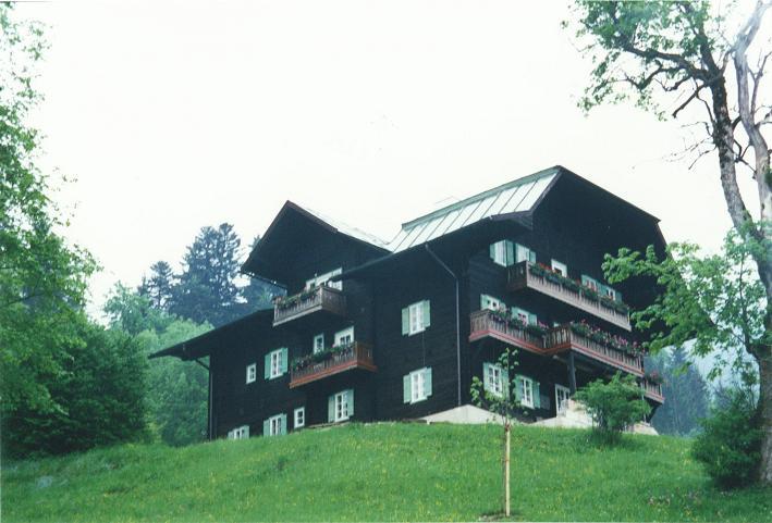 Albert Speers hus på Obersalzberg. Numera i privat ägo (1997)