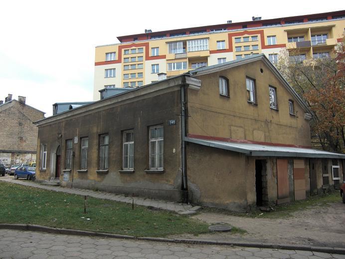 Hus från gettots tid