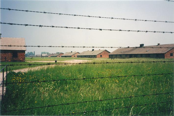 Auschwitz II - Birkenau sektion BIB