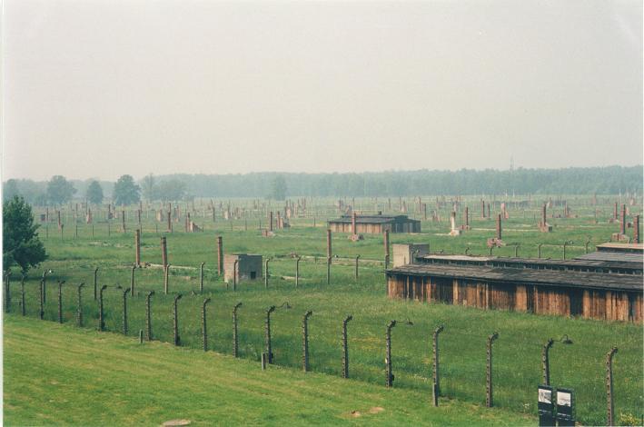 Auschwitz II - Birkenau sektion BII