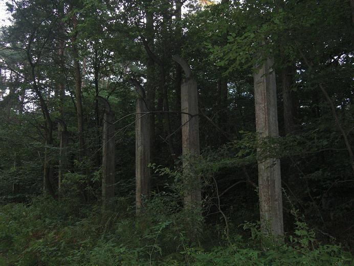 Lägerstolpar