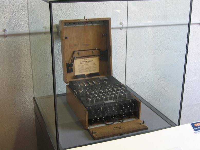 Enigma krypteringsmaskin (Kriegsmarine)