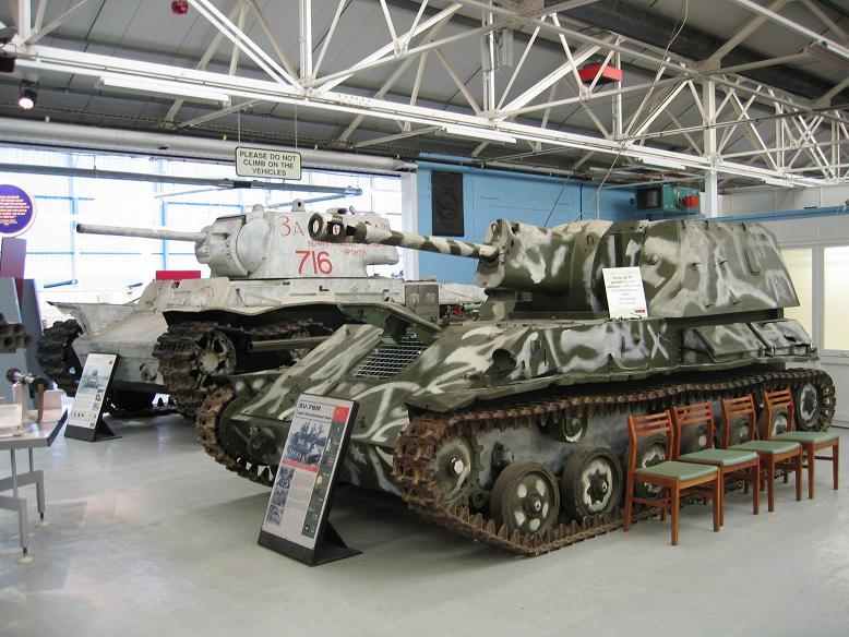 Sovjetisk SU-76M