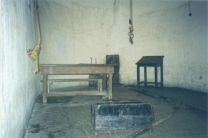 Tortyrkammare