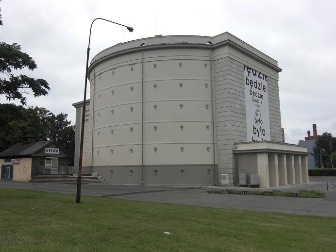 Bunker vid Legnicka