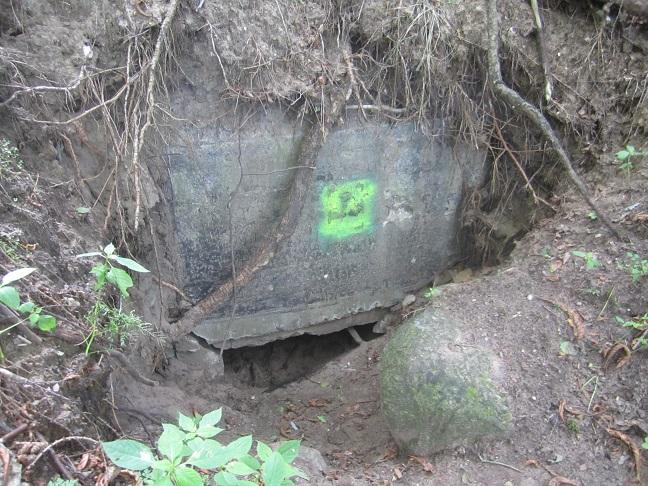 Ingången till Görings bunker (2013)
