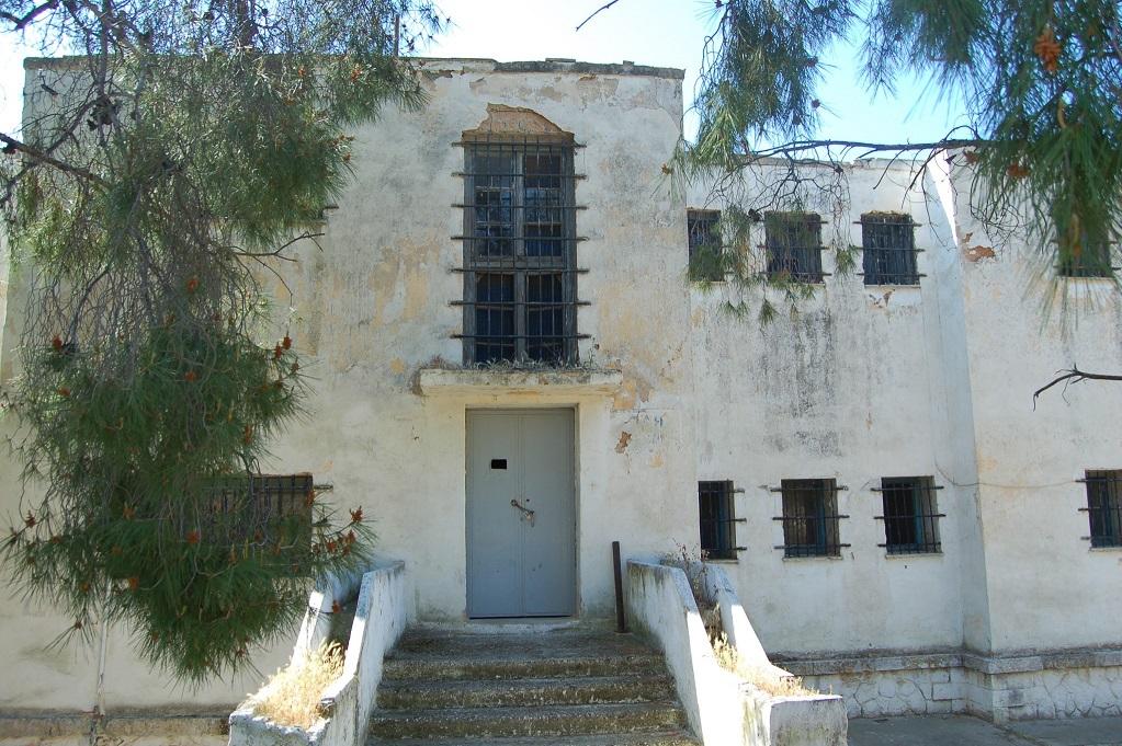 Block 15 (Bilden tagen av representant för museet och publicerad med museets godkännande