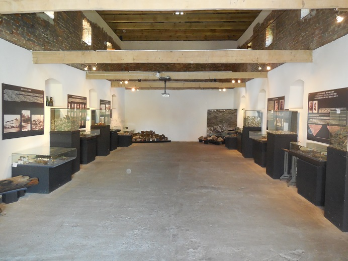 Hauslager: Museum inuti ladan
