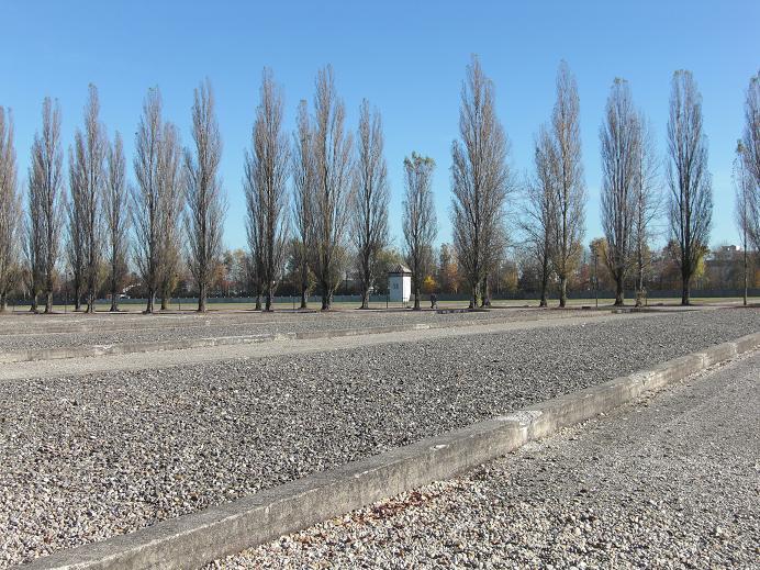 Lägerområdet
