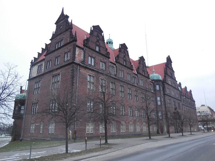 Gestapo HQ