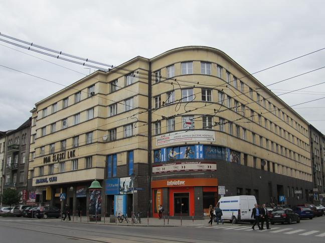Gestapos högkvarter i Krakow