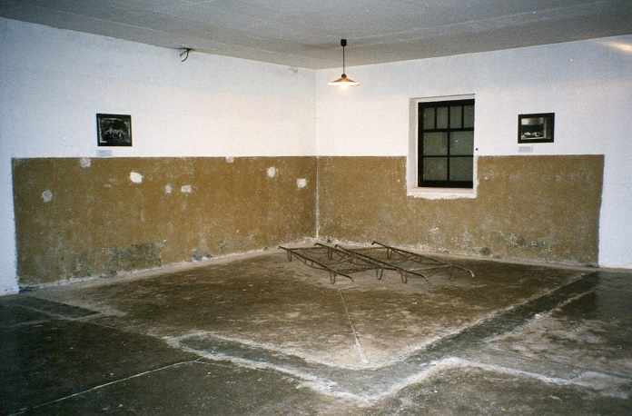 Likrum i krematoriet
