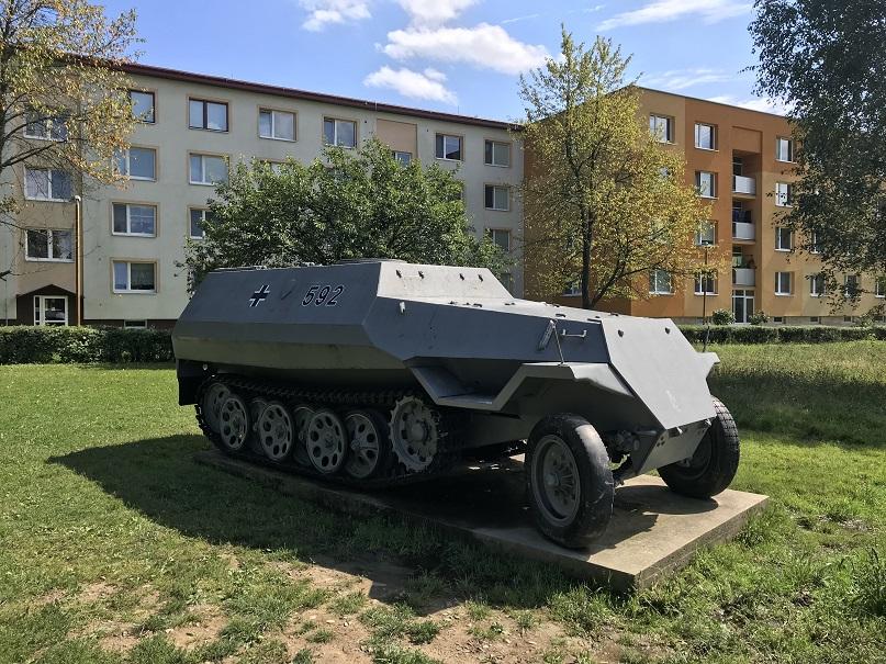 Militärhistoriska museet, Svidnik
