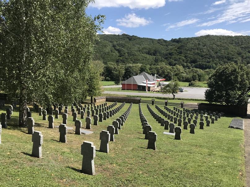 Tysk krigskyrkogård, Hunkovce