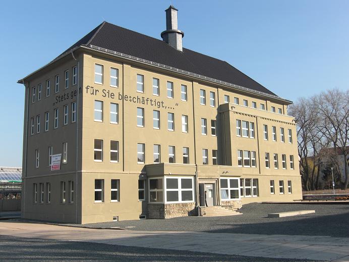 Topf und Söhnes administrationsbyggnad
