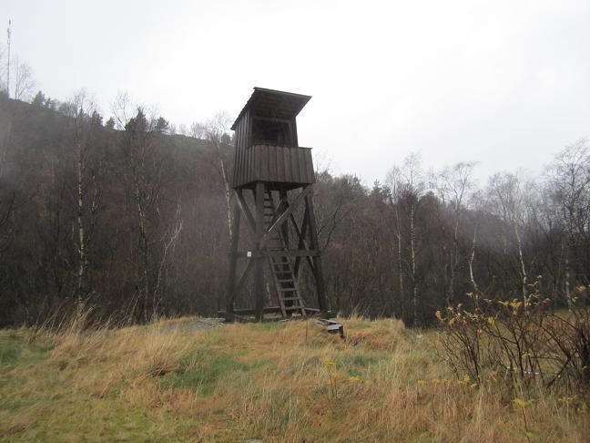 Rekonstruerat vakttorn