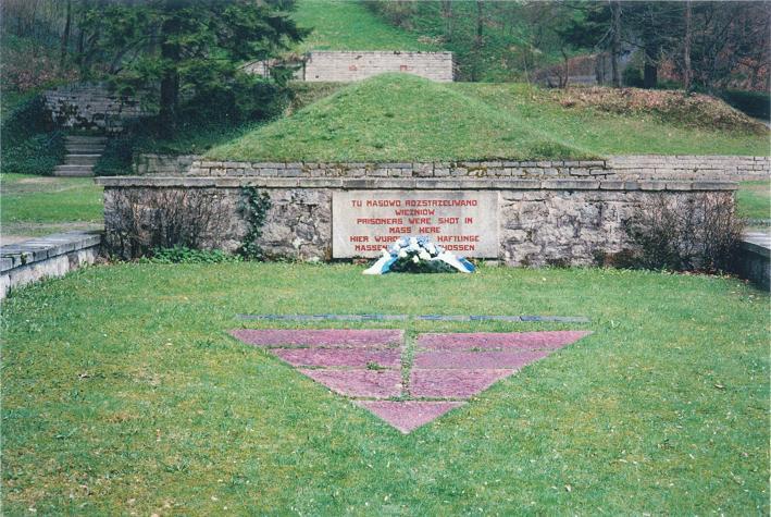 Avrättningsplats och askhög