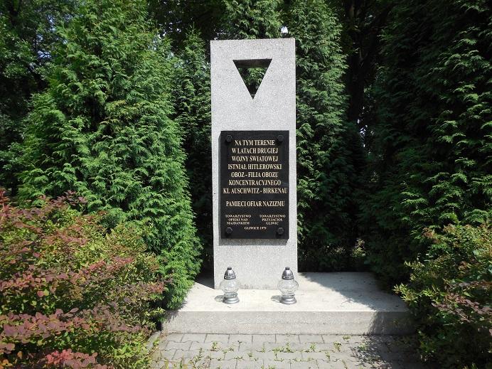 Minnesmonument vid Gleiwitz II (Pszczyńska 220, 44-100 Gliwice)
