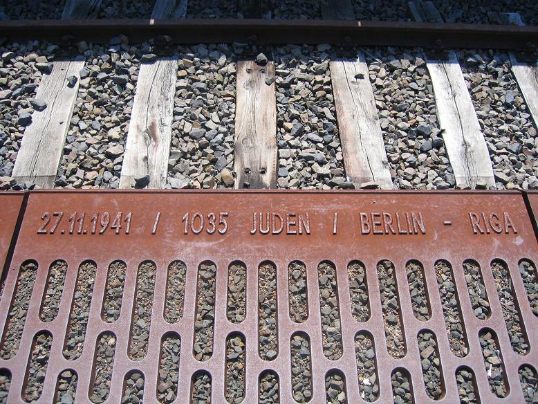 Gleis 17, Grunewald Bahnhof