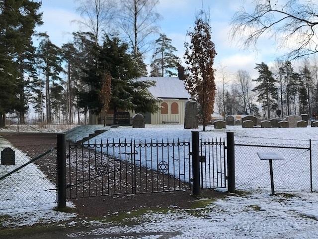 Mosaiska (judiska) kyrkogården