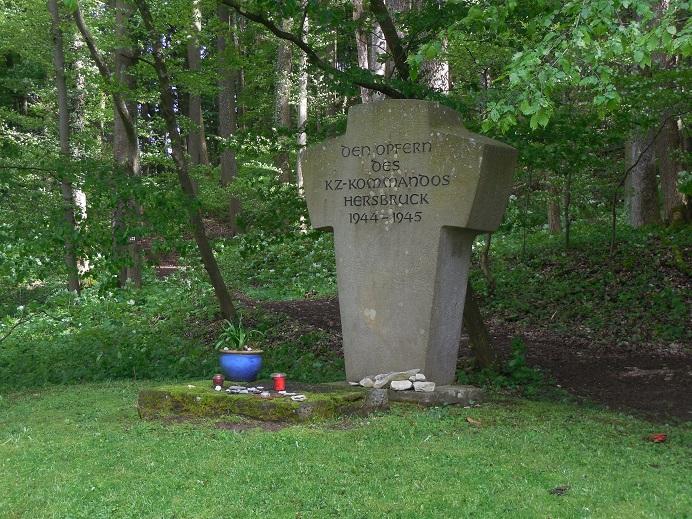 Minnesmonument vid Förrenbach