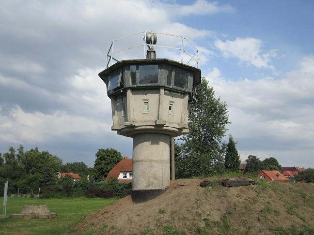 Vakttorn modell mindre