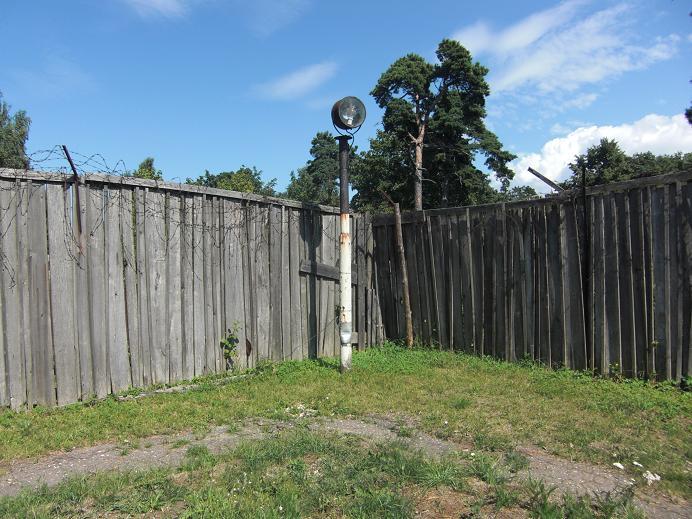 Fängelsegård