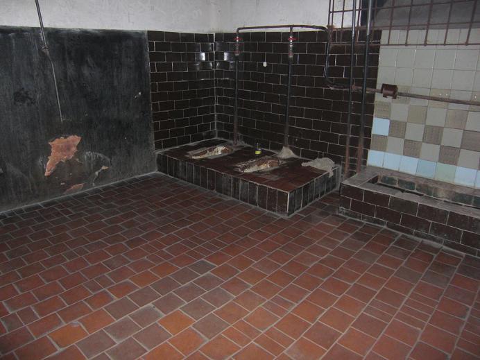 Fångarnas toalett