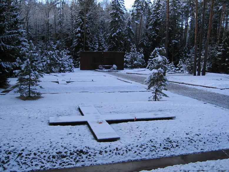 Polsk kyrkogård