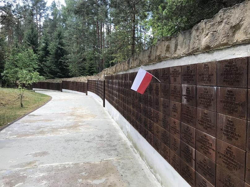 Polska minnesplaketter