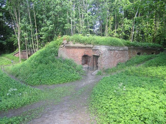 Königsberg - fort V