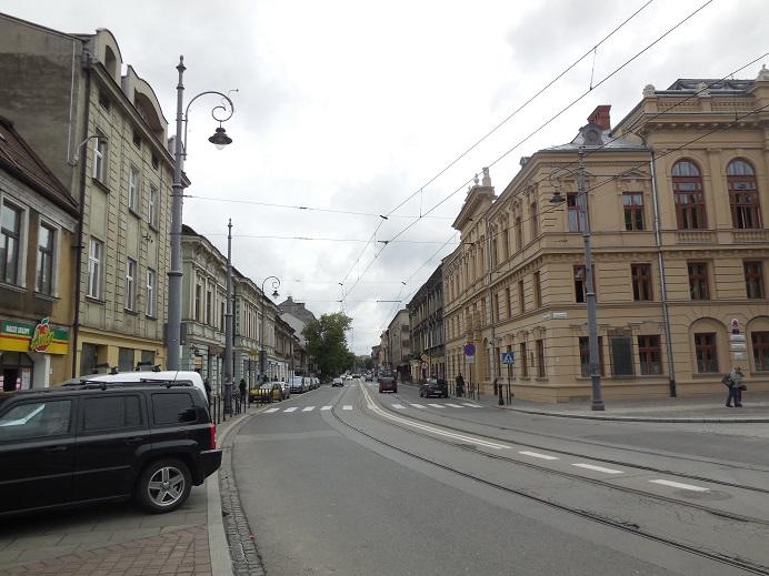 F.d. huvudentrén till gettot