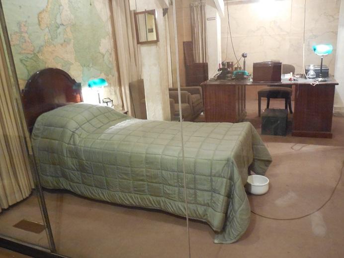 Churchills sovrum
