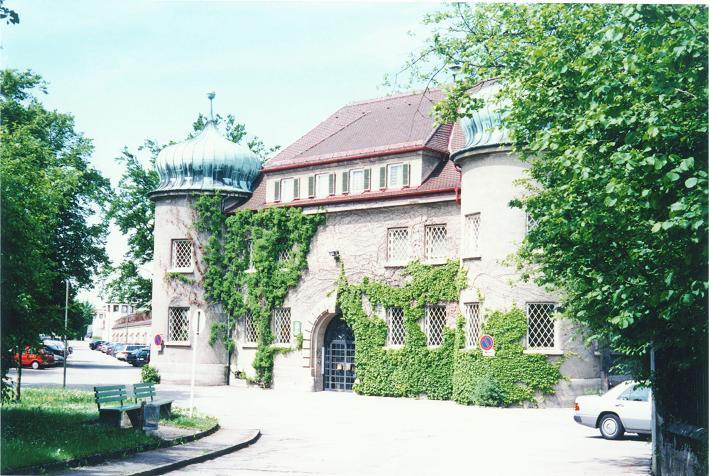 Fängelseentrén
