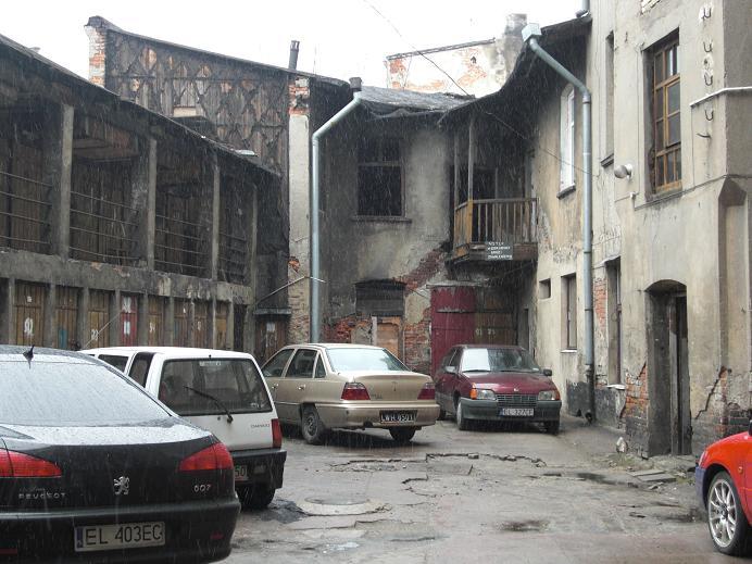 Här bodde zigenare från Österrike