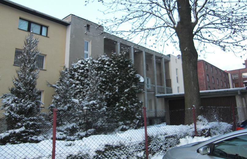Odilo Globocniks villa i mitten